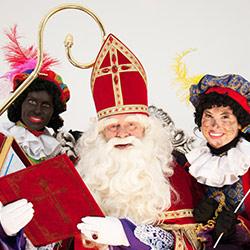 Sinterklaas huren bij 1,2..8