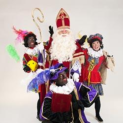 Sinterklaas huren inhuren