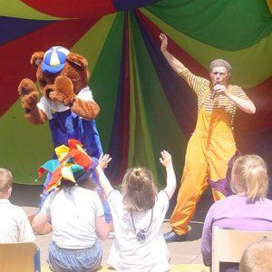 Sinterklaasshow Bereleuke show