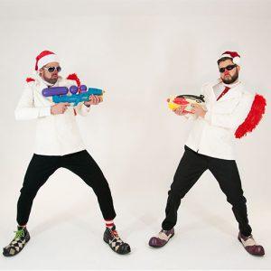 Kerstbengels huren