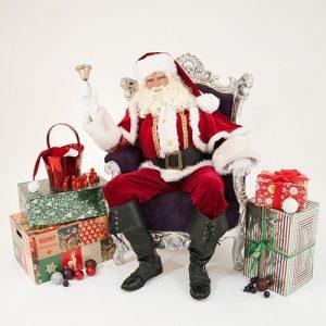 Kerstman huren inhuren