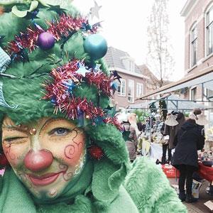Kerstactiviteiten Levende Kerstboom