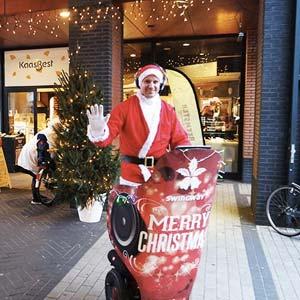 Kerstactiviteiten Mobiele DJ Kerst