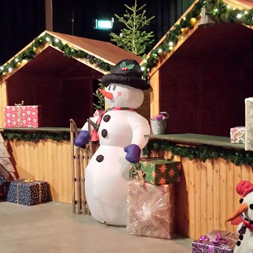 Kersthuisje huren inhuren