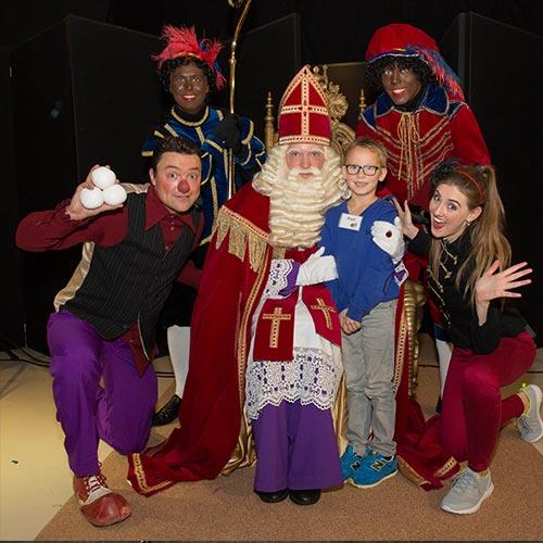 Sinterklaas huren meet en greet