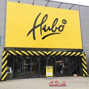 Openingshandeling Hubo Decoratie