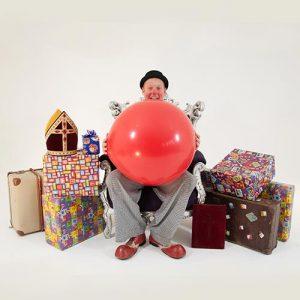 Kado Sinterklaasshow