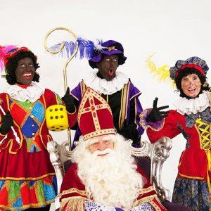 Sinterklaas huren bedrijfsfeest sinterklaasfeest