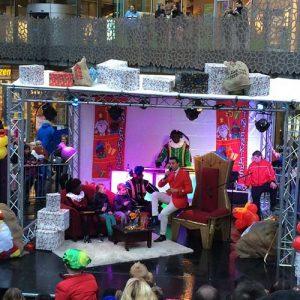 Sinterklaas intocht huren inhuren