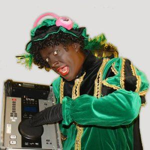 DJ Piet Show inhuren sinterklaasshow