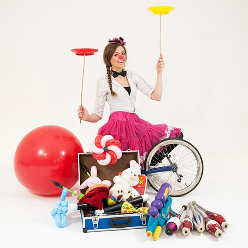 Circus Sinterklaasshow