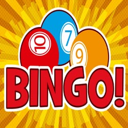 Concept entertainment winkelentrum promotie marketing bingo
