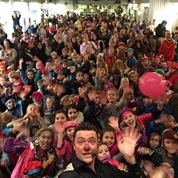 Kindershow kindershows sinterklaasshows