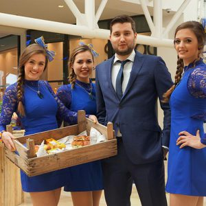 Promotieteam hostesses