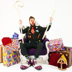 Sinterklaas show inhuren huren