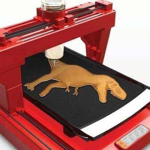 Pannenkoek printen Doen Eten Kijken